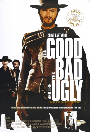 The Good, the Bad and the Ugly Movie Poster Special Edition