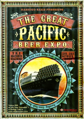 The Great Pacific Beer Expo