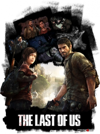 The Last Of Us - Color Poster