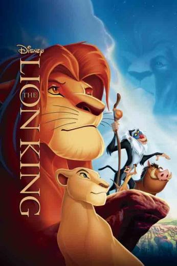 The Lion King - Teaser Poster