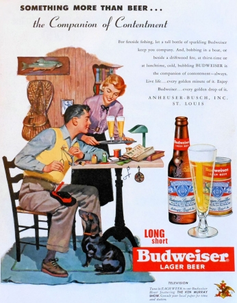Budweiser - Something More Than Beer...