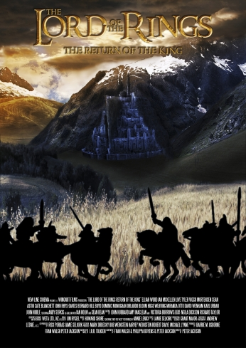 The Lord of the Rings The Return or The King