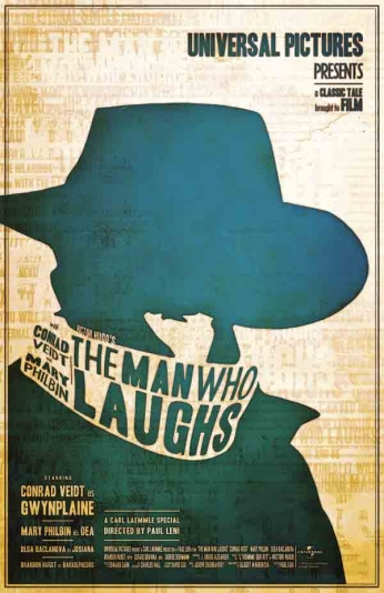 The Man Who Laughs - Alternative Poster