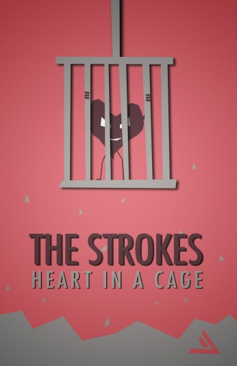 The Strokes Heart in a Cage.