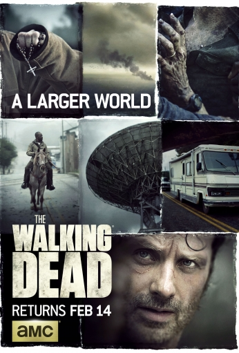 The Walking Dead Vertical A Larger World