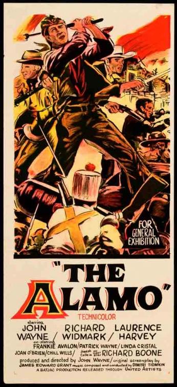 The Alamo - Teaser Poster