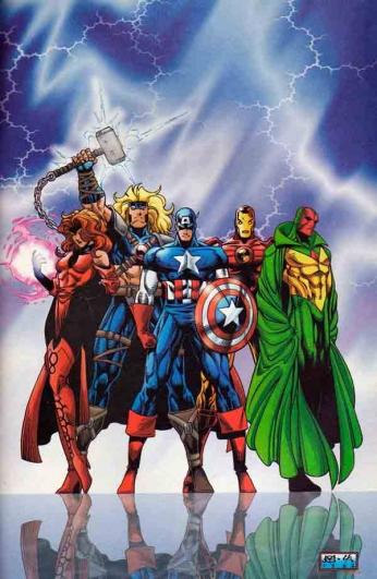 The Avengers - 1998