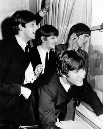 The Beatles - Look at Window