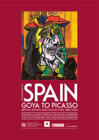The Discovery of Spain - Goya to Picasso