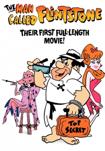 The Flintstones - The Man Called Flintstone