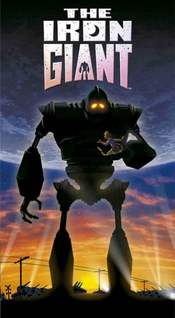 The Iron Giant - Teaser Poster