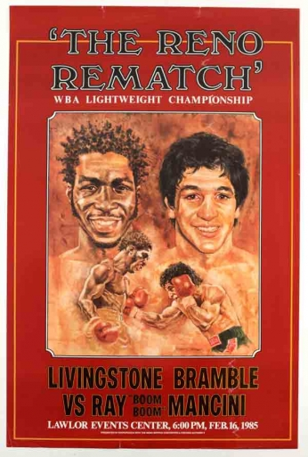 The Reno Rematch - 1985