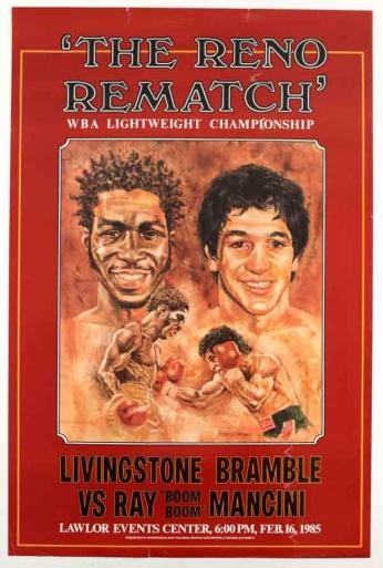 The Reno Rematch - 1985