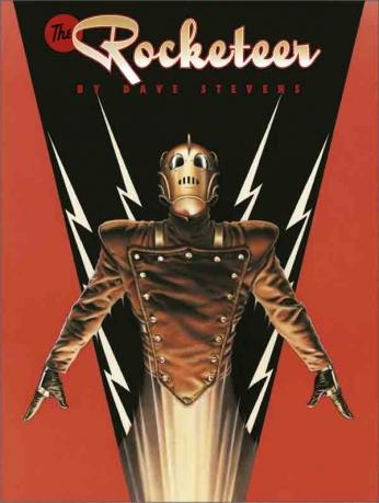 The Rocketeer - De Luxe