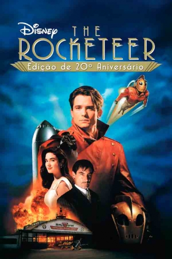 Filme: The Rocketeer (1991).
