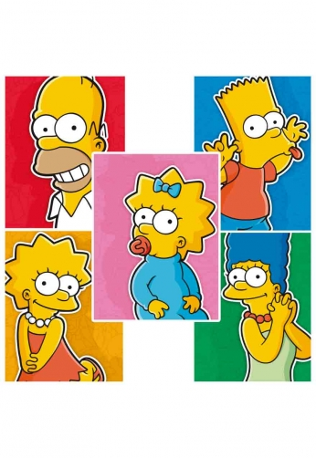 The Simpsons - Pop Art