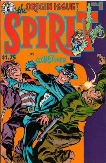 The Spirit - Origin Issue