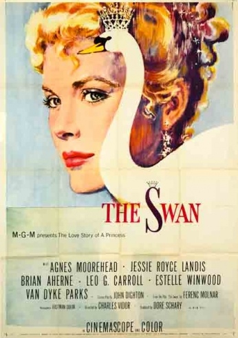 Filme: The Swan (O Cisne, 1956).