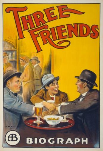 Three Friends - Biograph