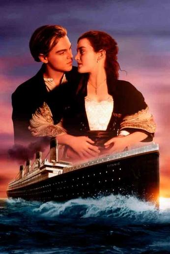 Titanic - Art Poster