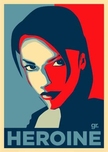 Tomb Raider - Heroine