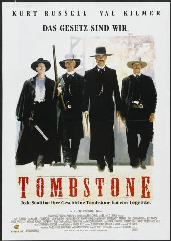 Tombstone La leyenda de Wyatt Earp 1993.