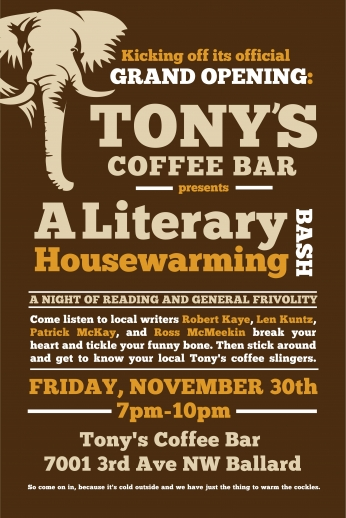Tony´s Coffee Bar