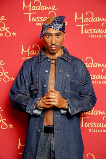 Tupac Amaru Shakur - 2Pac A.D. Still Making Millions Madame Tussauds.