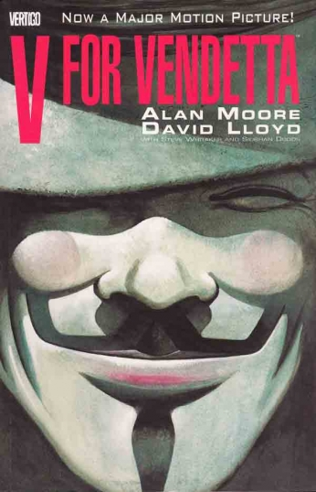 V for Vendetta - Comic Book