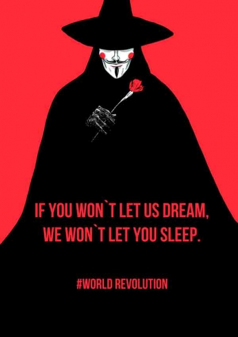 V for Vendetta - World Revolution