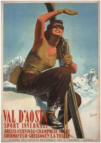 Val D'aosta - Sport Invernali