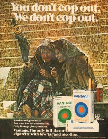 Vantage, October 1971