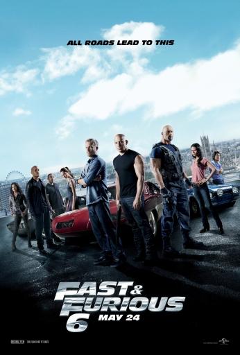 Velozes e Furiosos Fast and Furious 6 Teaser Poster 02.