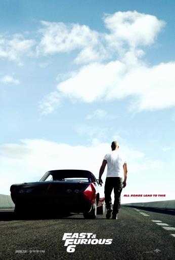 Velozes e Furiosos Fast and Furious 6 Teaser Poster 03.