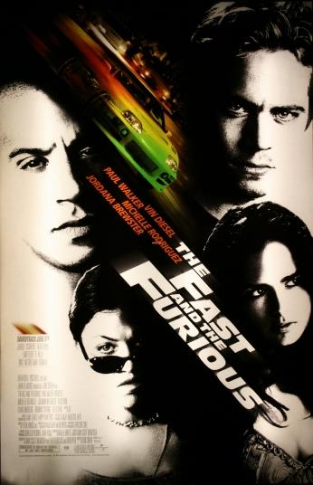 Velozes e Furiosos Fast and Furious Teaser Poster.