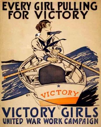 Victory Girls - 1918