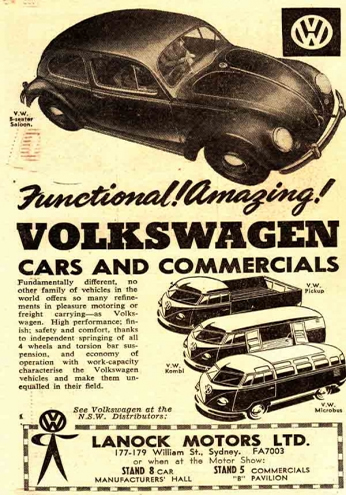 Volkswagen - Cars and Commercials