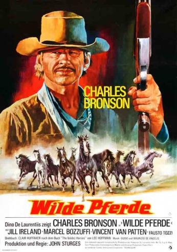 Filme: Valdez, il Mezzosangue (Valdez, O Mestiço, 1973). Direção: John Sturges, Duilio Coletti. Elenco: Charles Bronson, Jill Ireland, Marcel Bozzuffi.