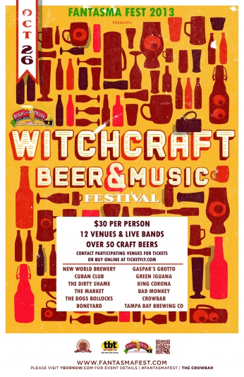 Witchcraft Beer and Music Fest
