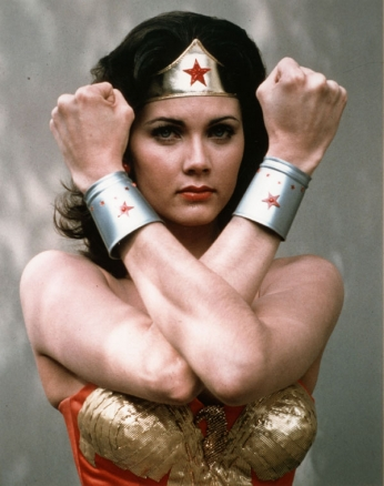 Wonder Woman - Lynda Carter - Portrait - 01