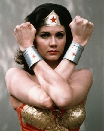 Wonder Woman - Lynda Carter - Portrait - 01