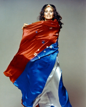 Wonder Woman - Lynda Carter - Portrait - 02