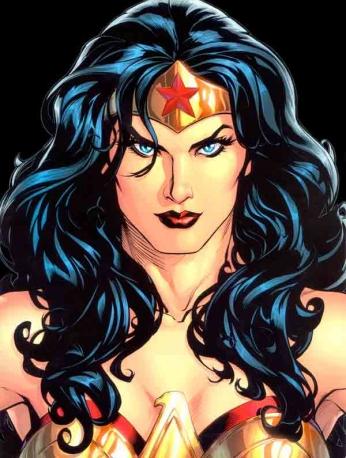Wonder Woman - Portrait