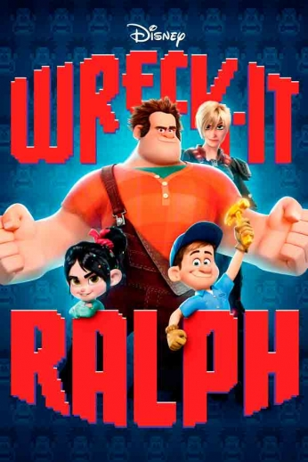 Filme: Wreck-it Ralph (Detona Ralph, 2012).