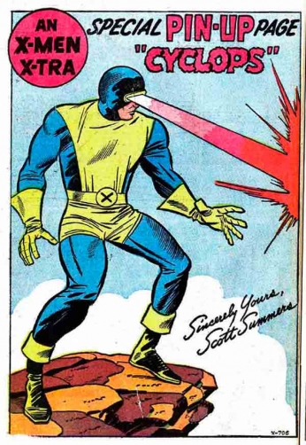 X-Men - Cyclops 1964