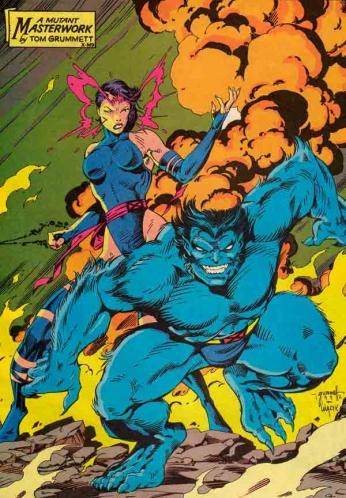 X-Men - The Beast 1992