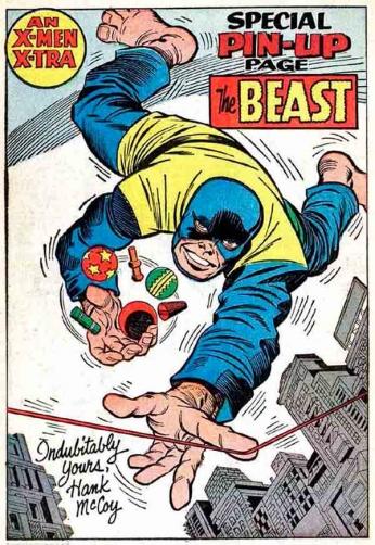 X-Men - The Beast 1964