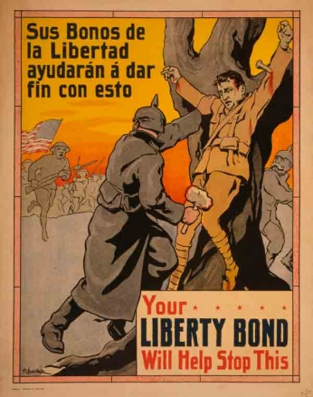 Your Lyberty Bond Will Help Stop This (1918)
